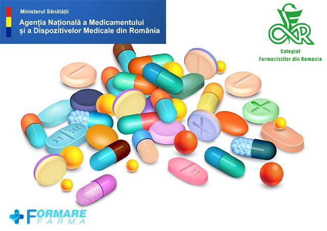 Gestionarea discontinuitatilor pe piata farmaceutica