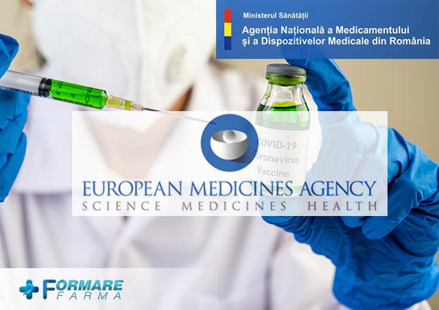 Masuri de accelerare a activitatii de suport in vederea dezvoltarii de medicamente si vaccinuri COVID19