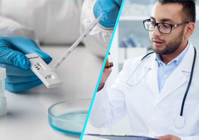 Testarea pentru SARS COV 2 in farmacii a inceput