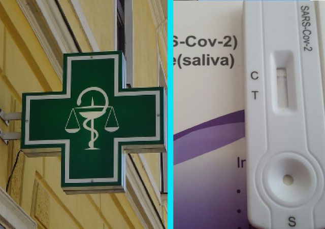 Colegiul Farmacistilor: Precizare privind testarea antigen rapida in farmacii